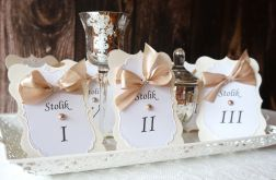 Numery stolików