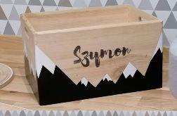 Pudełko pojemnik skrzynka GÓRA MAŁA