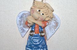 Mały Antoś - aniołek z masy solnej