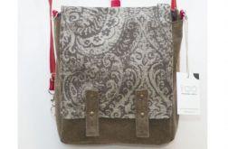 Ciocia Halina torba-plecak vintage