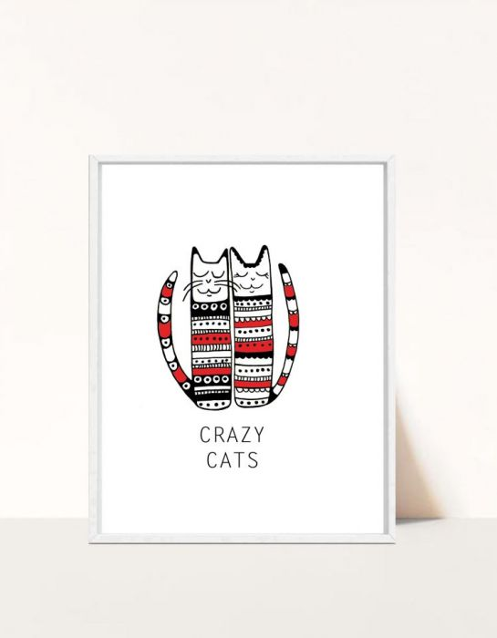 Plakat Cats -