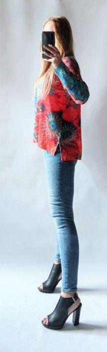 Sweter letni oversize 01 -