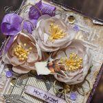 Moc życzeń w fioletach