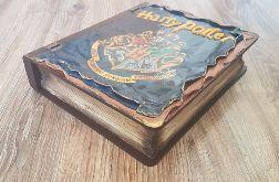 szkatułka Harry Potter