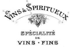 """Poszewka w stylu vintage """"Vins"""" - zamówienie"""
