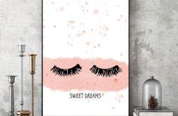 SWEET DREAMS... ART PRINT A4