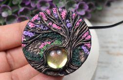 Wisiorek Magiczne Drzewo - kolekcja Magic Forest