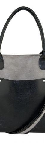 Fiella- bag - szara i czarna