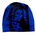 Czapka Amy - czapka drukowana , nadruk