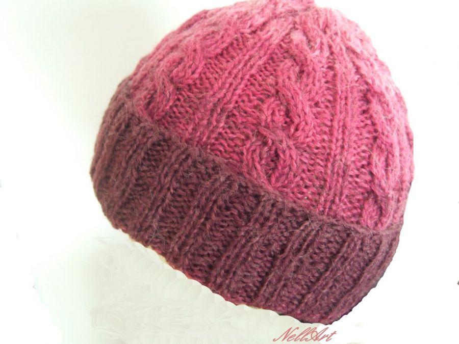 czapka + komin (komplet)