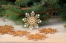 Śnieżynki #5 - bożonarodzeniowe dekoracje