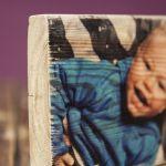 Zdjęcie na drewnie-Zdrewniała Fotka 10x15