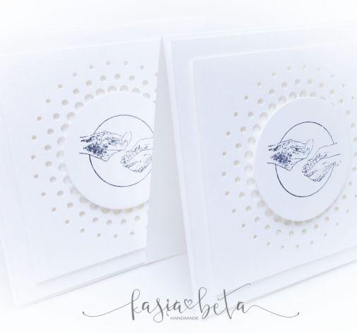 Zaproszenia-Komunia Święta w bieli