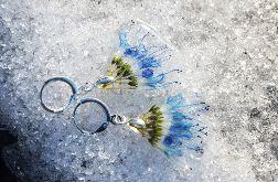 Zatopki błękitne kwiaty