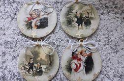 Zawieszki vintage