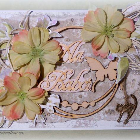 Kartka dla Babci (009DBD)