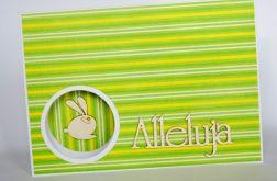 Alleluja z zajączkiem