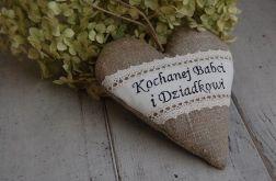 Kochanej Babci i Dziadkowi - serce