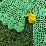 zielone wdzianko - rękaw