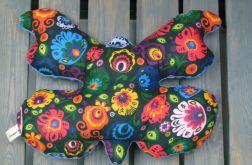 Poduszka motylek