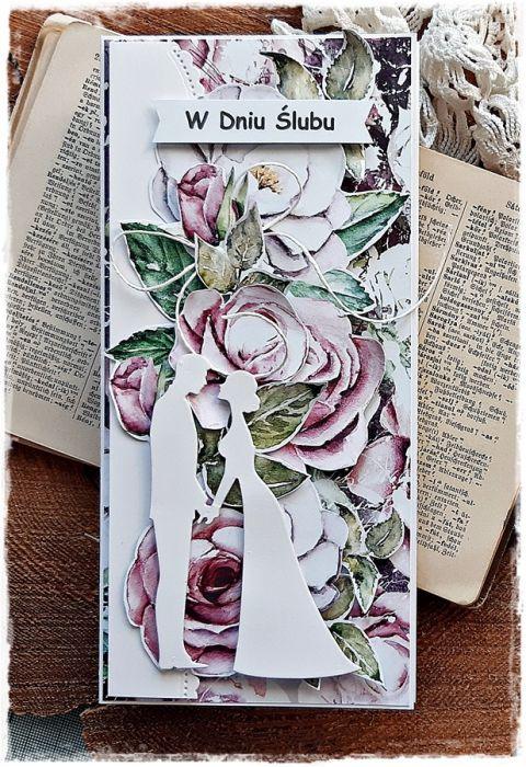 W Dniu Ślubu - róże