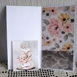 Kartka ślubna DL - Wnętrze kartki