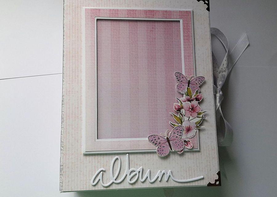 Album w kwiaty
