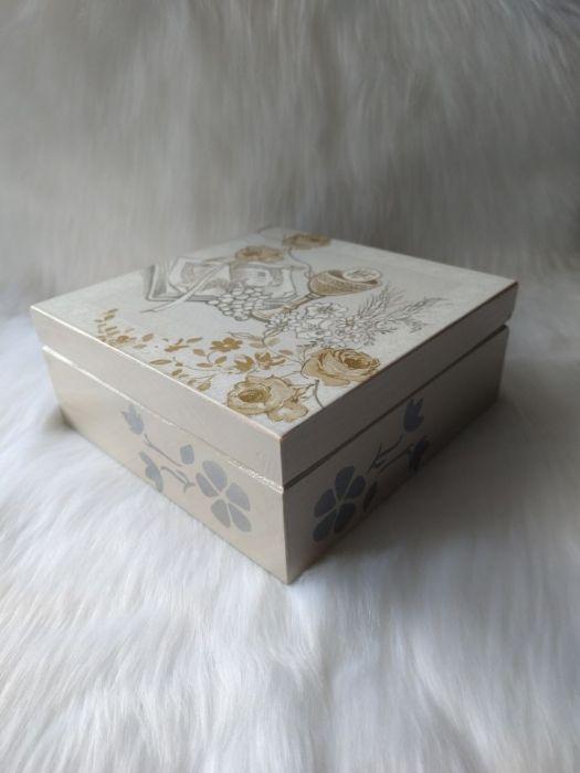 szkatułki na zamówienie - dla Pani Katarzyny - jedna szkatułka