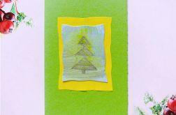 Kartka świąteczna minimalizm 75