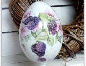 Jajko Wielkanocne - Jeżyny