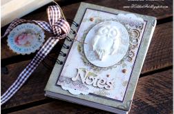 Małe notesy z sową