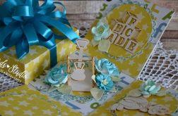 box urodzinowy/na roczek dla chłopca