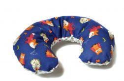 poduszka podróżna rogal fox blue
