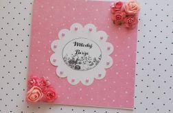 Kartka z okazji ślubu + koperta
