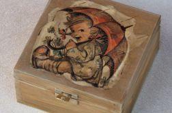 Pudełko z panienką