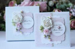 Romantyczny zestaw ślubny 2b