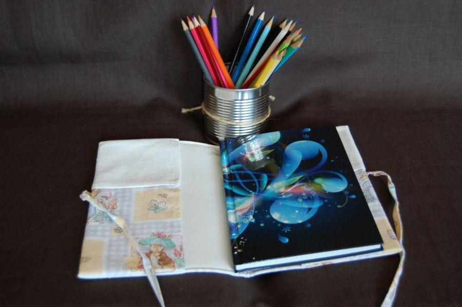 Sekretnik - notes handmade