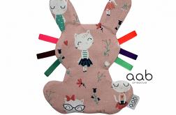 Szmatka sensoryczna Kotki (króliczek) (416320)