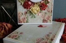 RUBINOWE GODY - kartka w pudełku