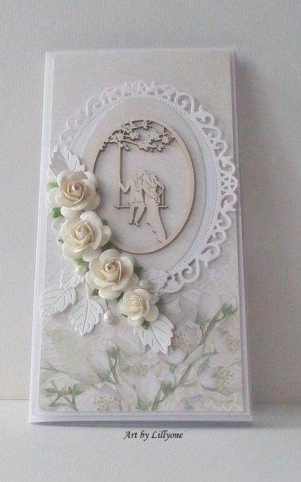 W Dniu Ślubu 02/2021 - Tak wygląda kartka