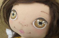 ANIOŁEK lalka - dekoracja tekstylna, OOAK /02