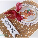 Wyjątkowe KARTKI ŚWIĄTECZNE - 5