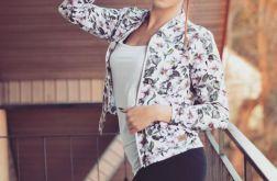 bluza damska z nadrukiem