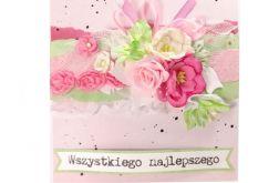 Kartka na ślub lub urodziny/imieniny - #650