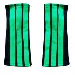 Rękawiczki lampasy oczomocne zielone