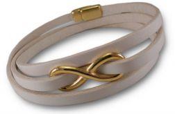 bransoletka nieskończoność zwijana x3