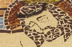 Mozaika Jezus