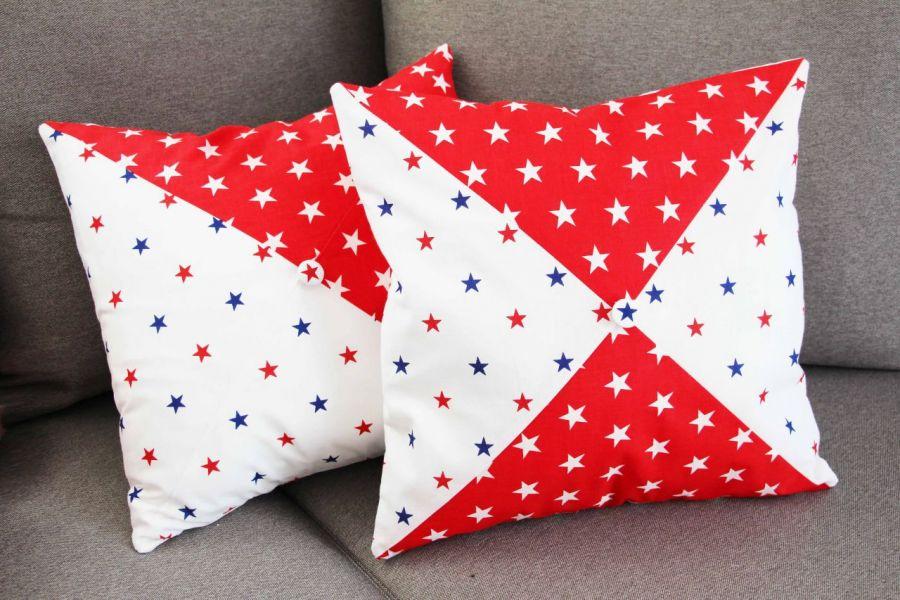 Poszewki na poduszki, all stars