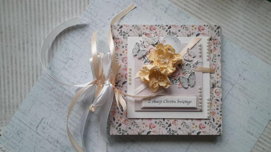 Album różne okazje: ślub, chrzest, urodziny 3