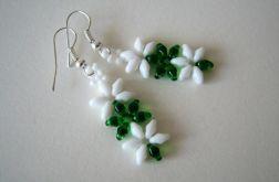 Biało-zielone trio